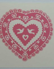 'Valentines, Mother's day, Wedding Anniversary' card by Elizabeth Harbour