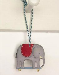 Elephant decoration
