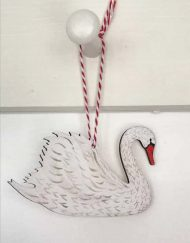 Swan Decoration