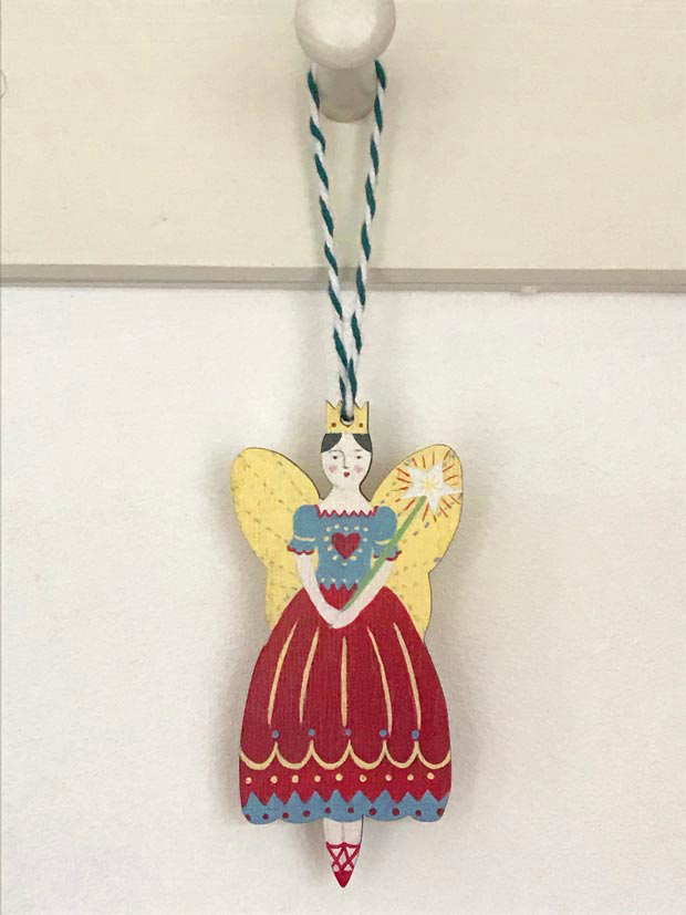 Ballet Fairy decoration