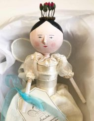 Handmade Fairy by Elizabeth Harbour